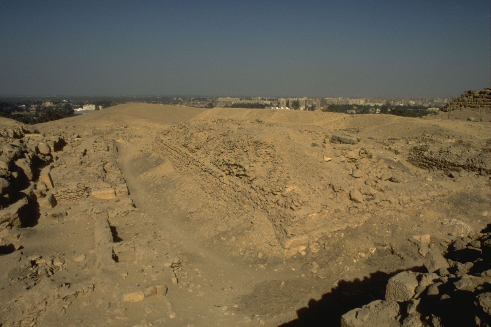 Western Cemetery: Site: Giza; View: G 1221