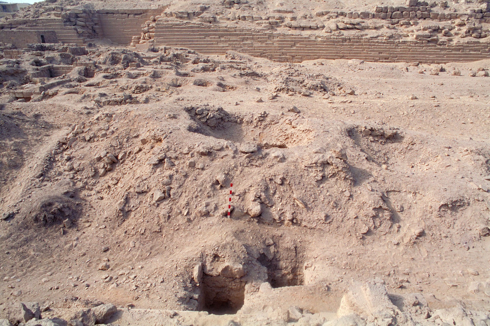 Western Cemetery: Site: Giza; View: G 2051