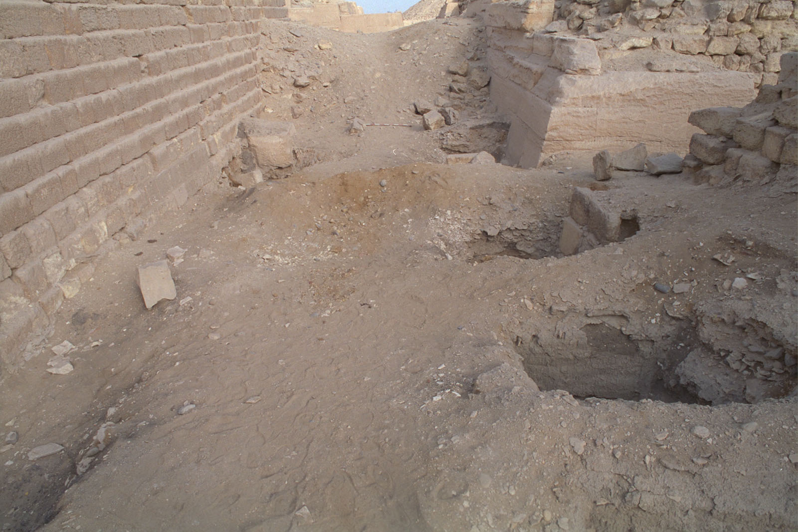 Western Cemetery: Site: Giza; View: G 2105