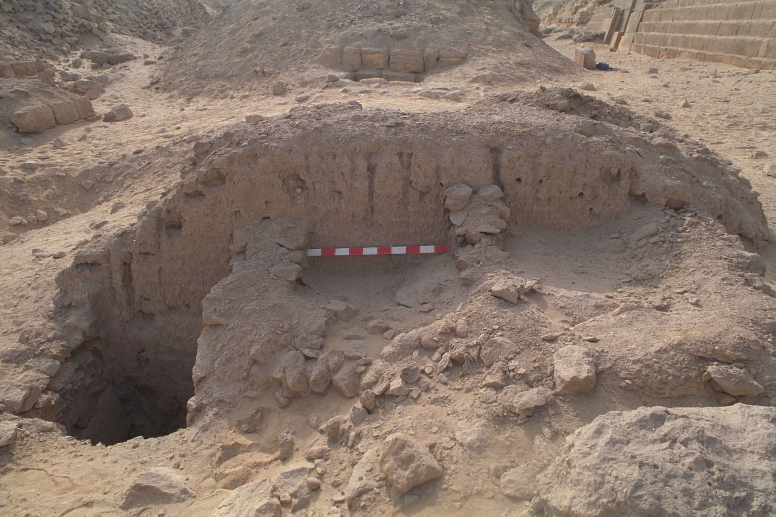 Western Cemetery: Site: Giza; View: G 2154a