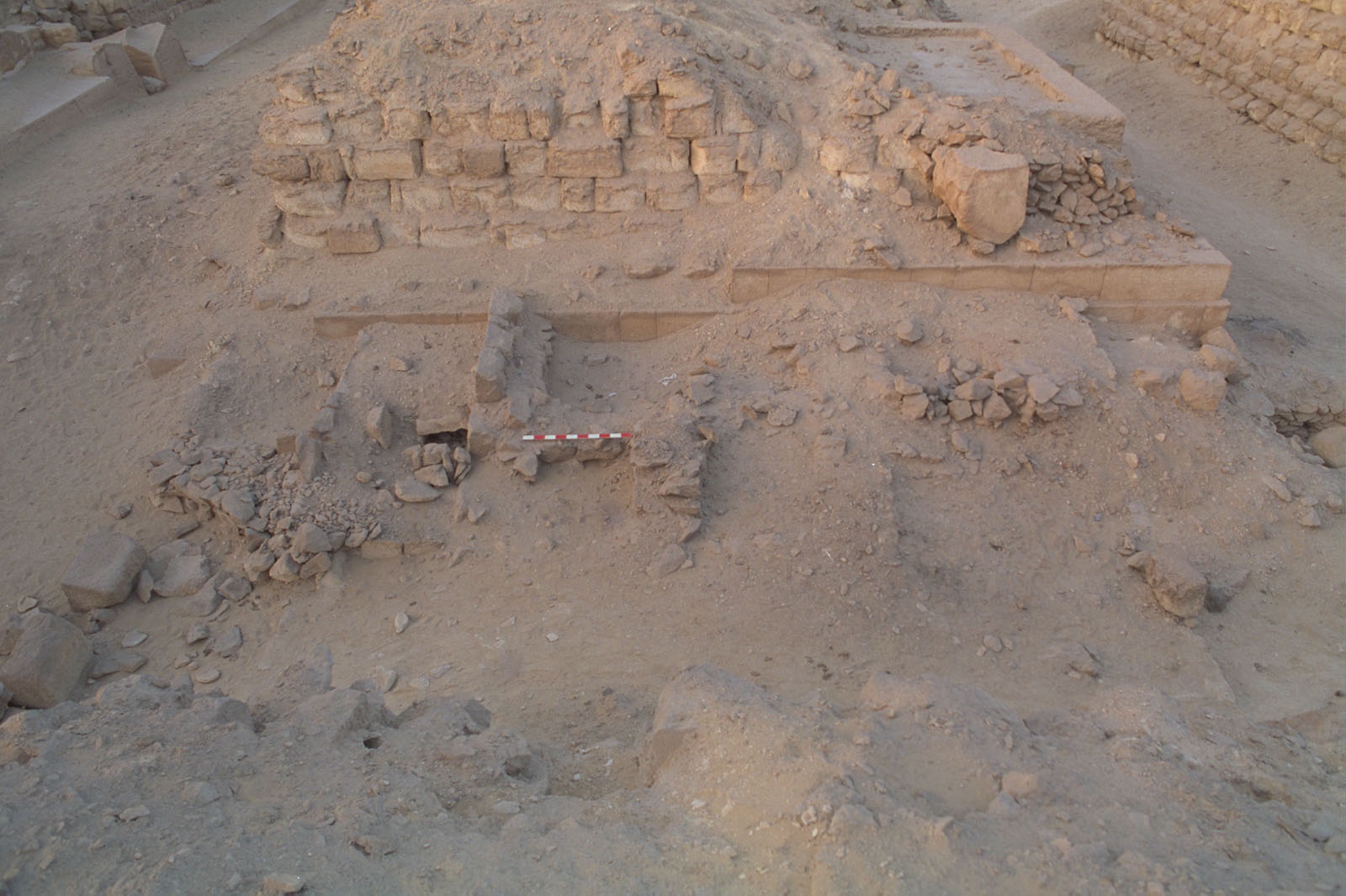 Western Cemetery: Site: Giza; View: G 2142, 2143