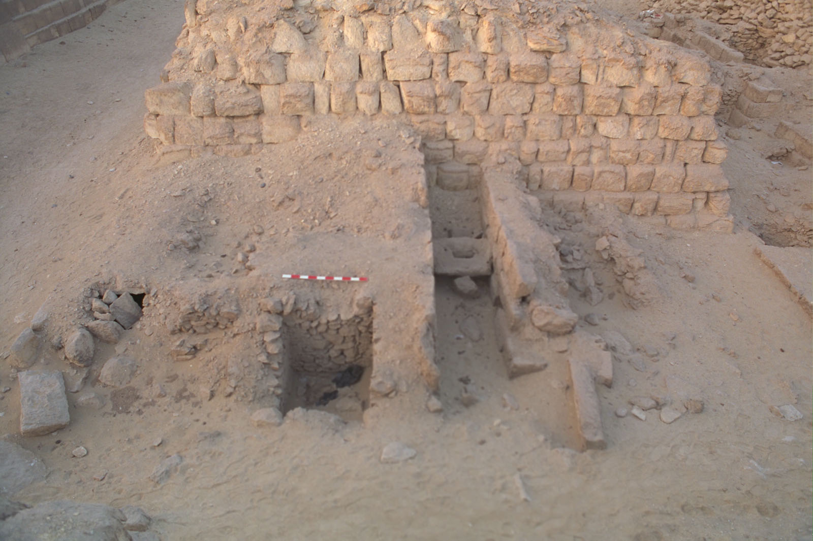 Western Cemetery: Site: Giza; View: G 2162, G 2163