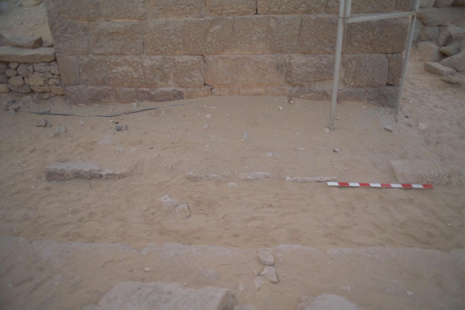 Western Cemetery: Site: Giza; View: Djednefret (G 2136a), G 2136