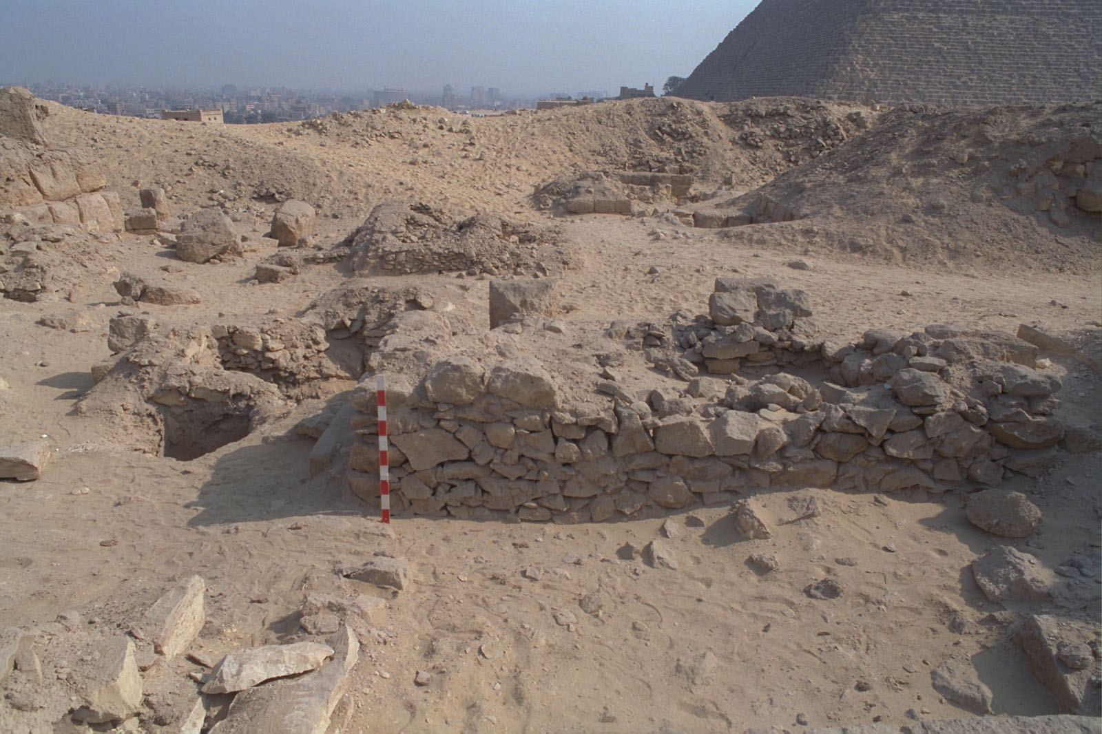 Western Cemetery: Site: Giza; View: G 2151, G 2136'