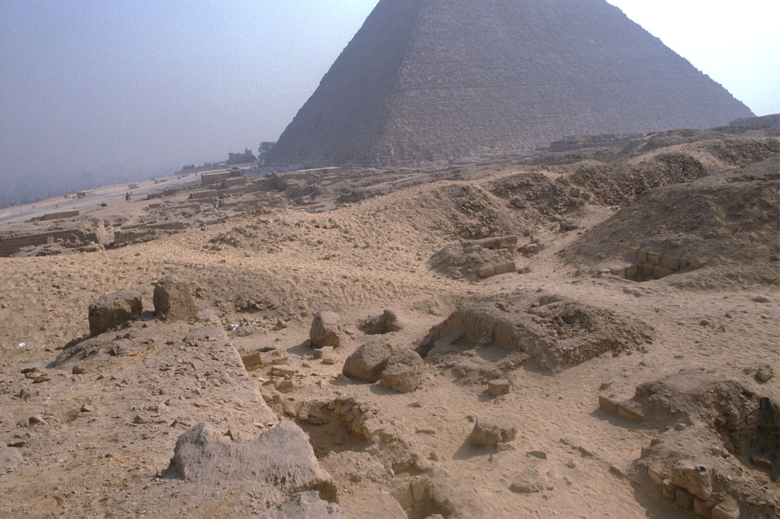 Western Cemetery: Site: Giza; View: G 2154, G 2154a, G 2170