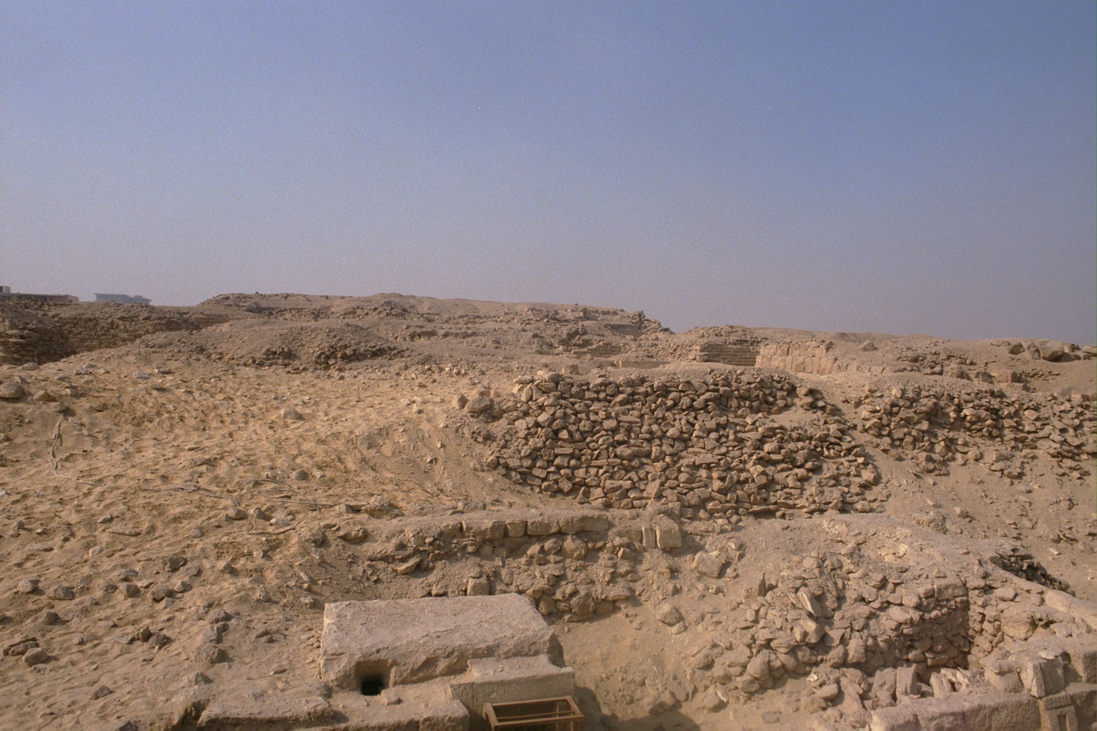 Western Cemetery: Site: Giza; View: G 4980