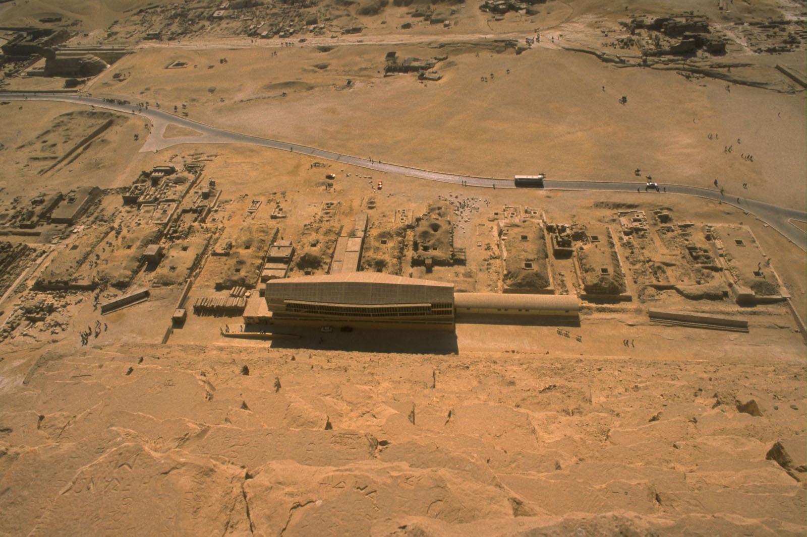 G I-South Cemetery: Site: Giza