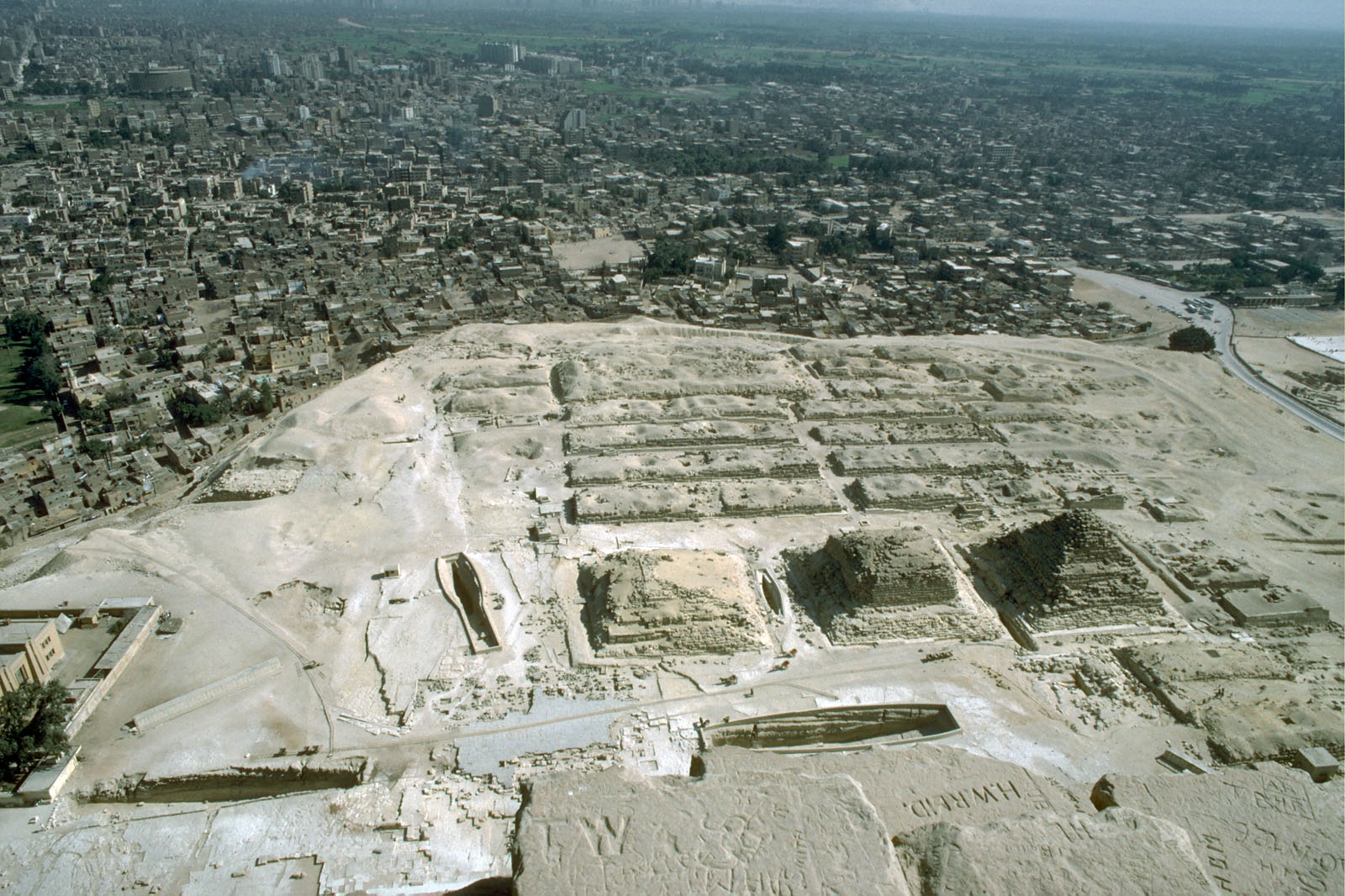 Eastern Cemetery: Site: Giza; View: