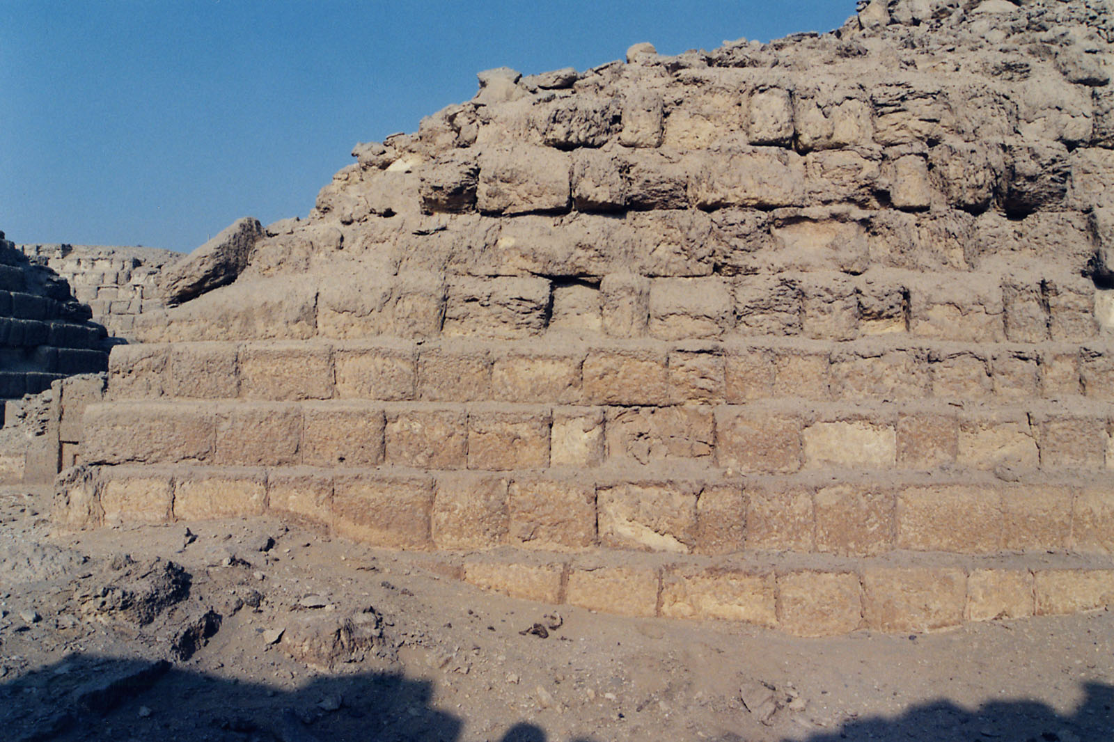 Western Cemetery: Site: Giza; View: G 1227