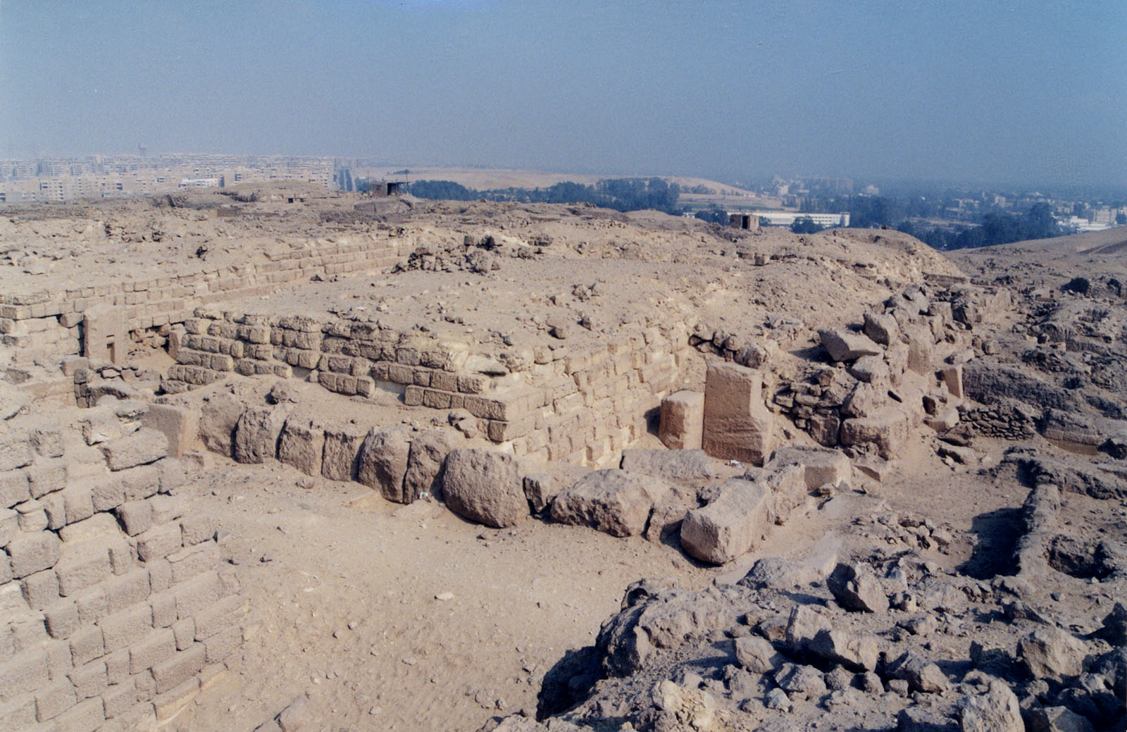 Western Cemetery: Site: Giza; View: G 1223