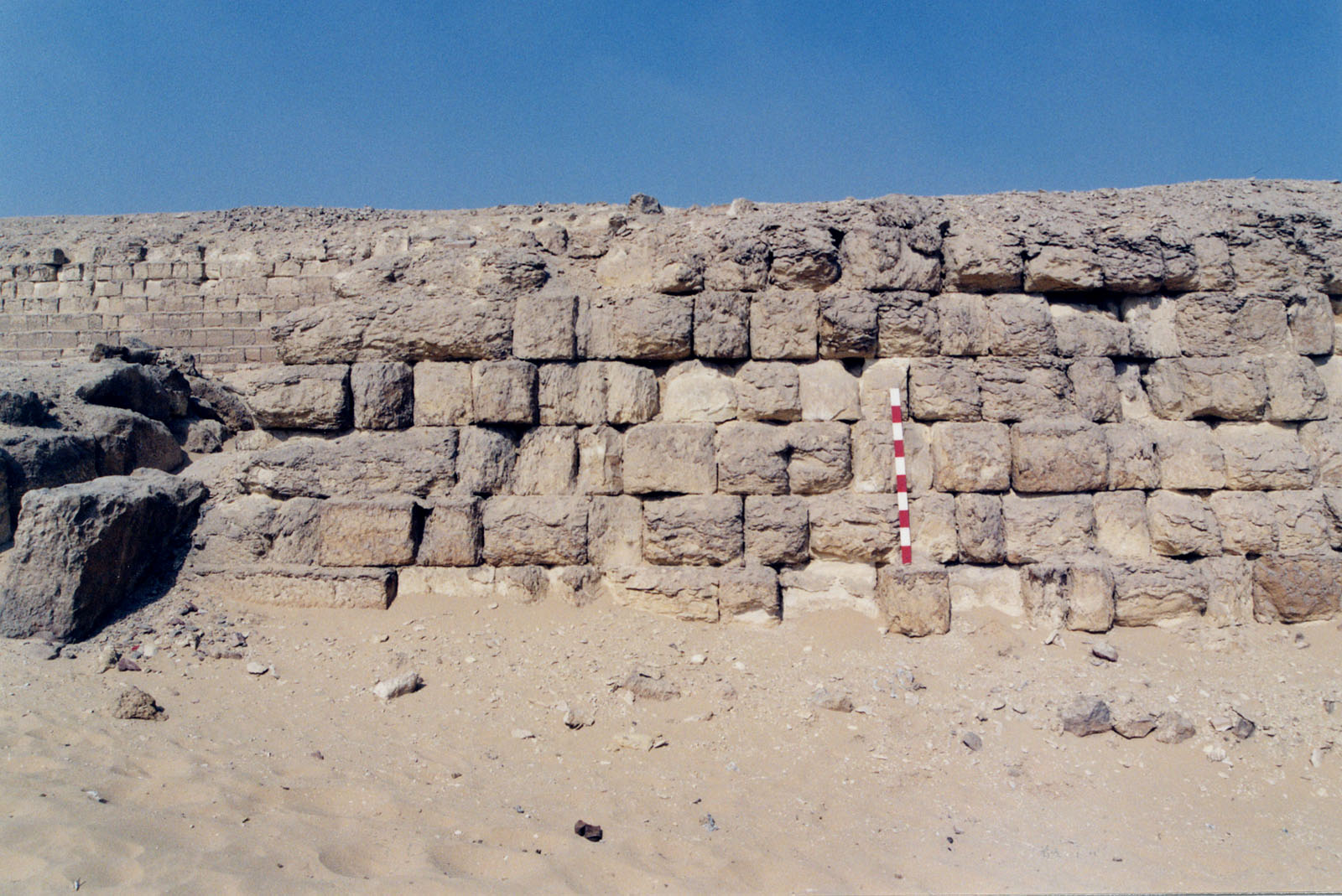 Western Cemetery: Site: Giza; View: G 4160