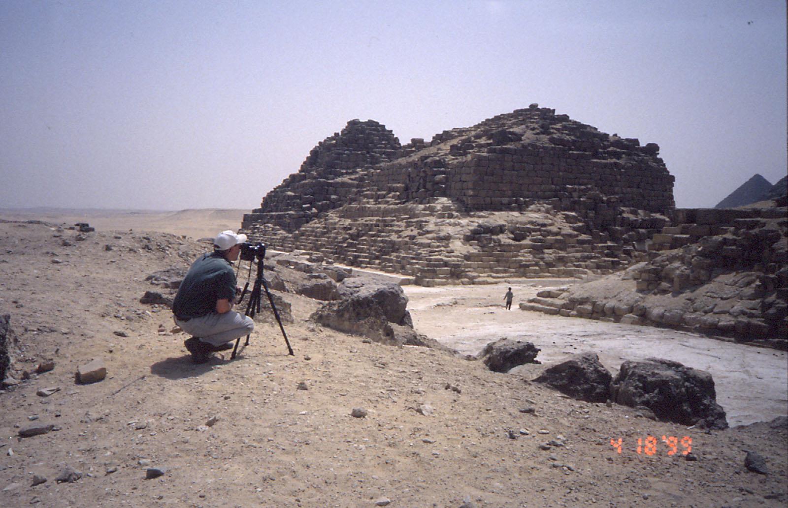 Eastern Cemetery: Site: Giza; View: G I-b, G I-c, G 7110-7120