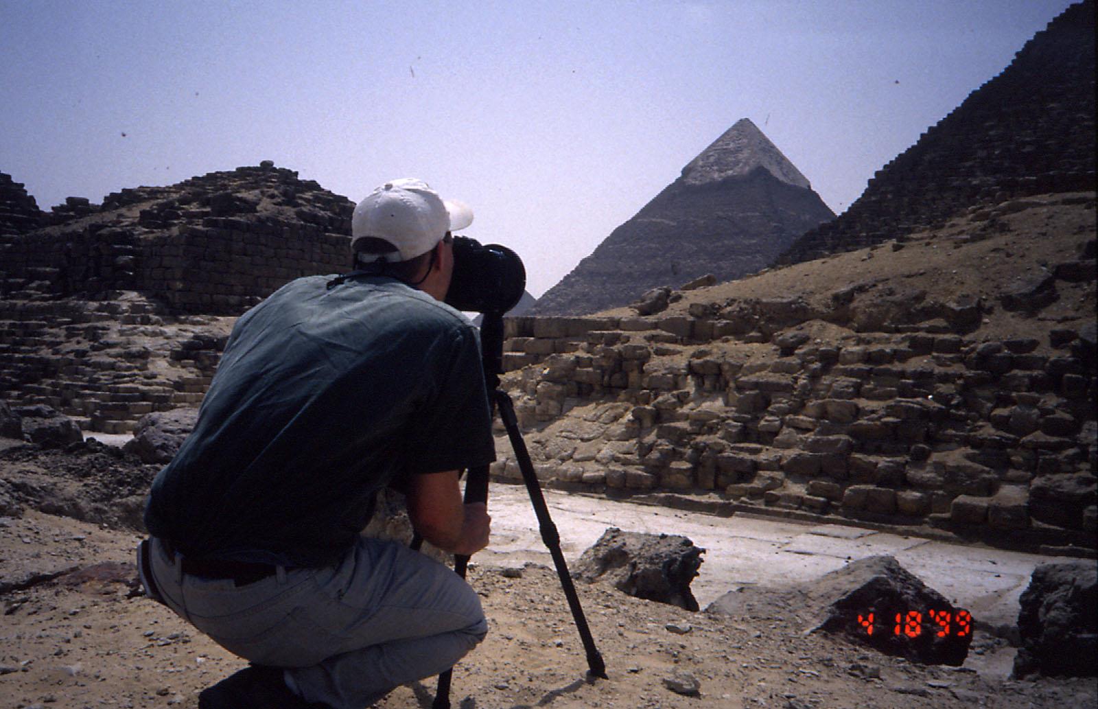 Eastern Cemetery: Site: Giza; View: G I-a, G I-b, G 7110-7120