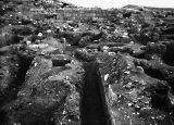 Western Cemetery: Site: Giza; View: S 2283/2299, S 2279/2282, Khenu, Ibinedjem