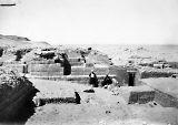 Western Cemetery: Site: Giza; View: Ankhu (2), Seneb