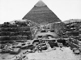 Western Cemetery: Site: Giza; View: D 112,  D 113, D 114, D 115, G 4260, G 4360