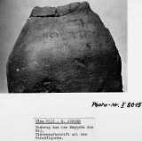 Object(s) photograph: Site: Giza; view: S 679/705