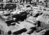 G I-South Cemetery: Site: Giza; View: Isu & Meshedu