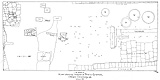 Maps and plans: Plan of cemetery G 7000: street G 7000, area of G 7000 X, Hetepheres, G 7101, Khufu Causeway, G I-a