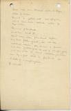 Notes: G 1016, Shaft B, notes