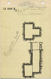 Maps and plans: G 1026, Shaft B