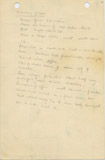 Notes: G 1026, Shaft D, notes