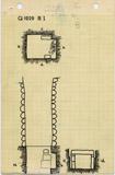 Maps and plans: G 1029, Shaft B (I)