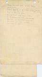 Notes: G 1032, Shaft B (I), notes