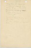 Notes: G 1034, Shaft B, notes