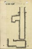Maps and plans: G 1039, Shaft B (I)