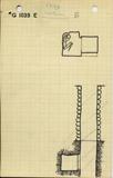 Maps and plans: G 1039, Shaft E (I)