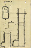 Maps and plans: G 1044, Shaft A