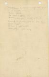 Notes: G 1055, Shaft B, notes