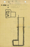 Maps and plans: G 1063, Shaft A