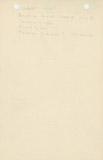 Notes: G 1108 X (= G 1020, Shaft U), notes