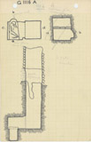Maps and plans: G 1116, Shaft A
