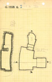 Maps and plans: G 1208, Shaft G (I)