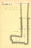 Maps and plans: G 1208, Shaft G (II)