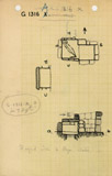 Maps and plans: G 1316, Shaft A
