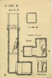 Maps and plans: G 1362, Shaft B (II)