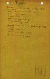 Notes: G 1405, Shaft B, notes