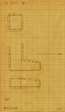 Maps and plans: G 2000, Shaft V