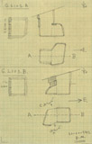 Maps and plans: G 2105, Shaft A and B