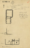 Maps and plans: G 2145, Shaft A