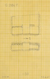 Maps and plans: G 2184, Shaft F