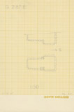 Maps and plans: G 2187, Shaft E