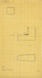 Maps and plans: G 2392, Shaft C