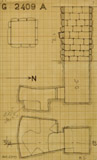 Maps and plans: G 2409, Shaft A