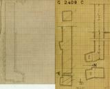 Maps and plans: G 2409, Shaft C (I & II)