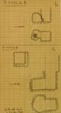 Maps and plans: G 2472a, Shaft B & G 2474, Shaft A